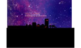 Freebie 4: 3D baggrund og by i silhouet by
