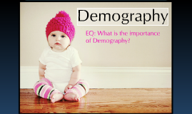Copy of Demography