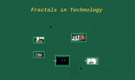 Fractals in Technology