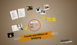 Cause and Effect of Bullying
