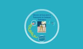 Copy of Selección de Casos para el Tratamiento de Conductos Radicula