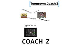 Toontown Coach Z
