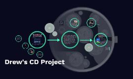 Drew Sobay's CD Project