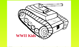 Impact Of WW II On Children