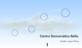 Centro Democrático Bello