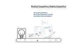 Capítulo 5: Rivalidad Competitiva y Dinámica Competitiva