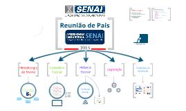 Reunião de Pais Ensino Médio Senai/SC em Videira