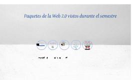 Paquetes de la Web