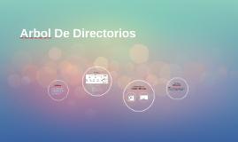 Arbol de directorios