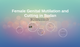 Female Genital Mutilation in Sudan