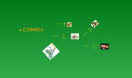 Copy of La comida