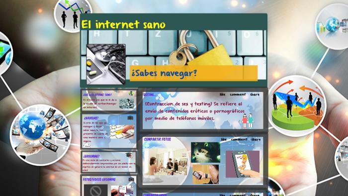 Copy of El internet sano