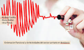 Ordenación Funcional y de Actividades del sector sanitario