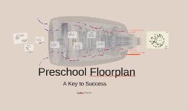 Preschool Floorplan