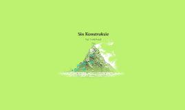 Copy of Sin Konstruksie