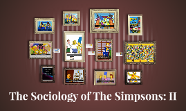 Sociology of the Simpsons: Part II