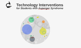 Technology Interventions for Students with Autism