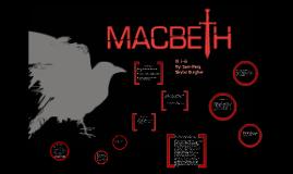 Macbeth III. i-iii.