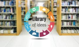 Library of Ideas - Prezi Template