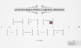 GUSTAVO ROJAS PINILLA-GRUPOS ARMADOS
