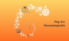 Copy of Pop Art Onomatopoeia