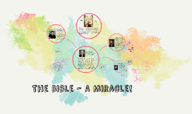 The Bible - A Miracle!