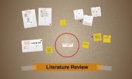 REU IoT Literature Review