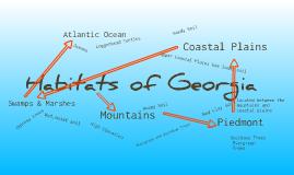 Copy of Habitats of Georgia