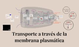 Presentación 13. Transporte pasivo/activo