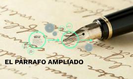 EL PÁRRAFO AMPLIADO