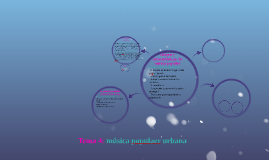 Copy of Tema 4: música popular urbana