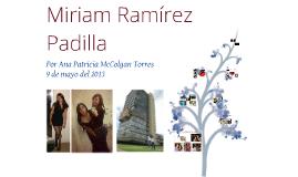 Trabajo Orientacion: Miriam