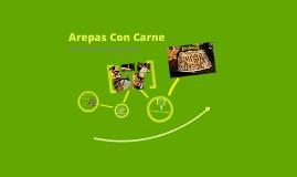 Arepas Con Carne