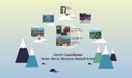 Copy of Xavier Castellanos