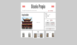 Diseño Propio