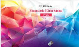 Presentación_ 3er año_Ciclo Básico 2019