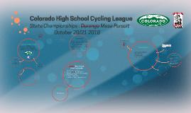2018 Colorado League State Championships - Durango Mesa Pursuit