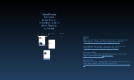 Digital Poetry Portfolio