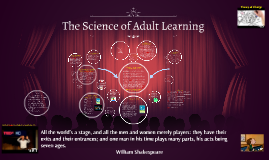 Webinar on The Science of Adult Learning based on Instructional Pedagogy