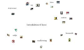 Copy of Introduktion til kemi