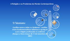 A Religião e os Problemas do Mundo Contemporâneo
