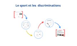 Sport et discriminations