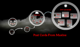 Copy of Post Cards From Maxine