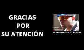 Copy of ENFERMEDADES OCUPACIONALES DE LOS SENTIDOS