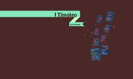 I Timóteo