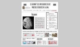 EL CARBONO Y SUS IMPLICACIONES EN LOS PROCESOS GEOLÓGICOS DE