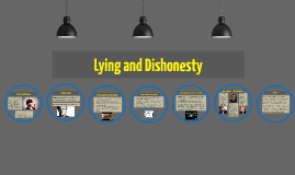 Lying and Dishonesty