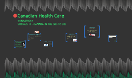 Canadian Health Care