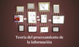 Teoría del procesamiento de la información de Robert Gagné