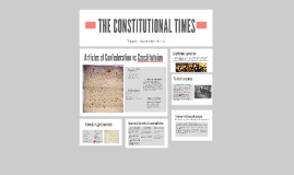 THE CONSTITUTIONAL TIMES